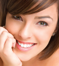 beautiful smile after edmond dental services